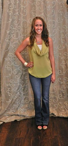 Cheeky Chartreuse top  https://www.facebook.com/apricotlanezonarosa