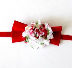 Bow Tie for Small Dog & Cat  Soooo by BloomingtailsDogDuds on Etsy