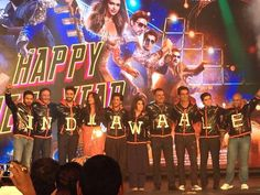 The HNY Trailer got a superb response! Here are the Indiawaale! - 14 Aug 2014