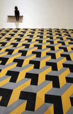 Juan Muñoz #ravenectar #art #installation #modern #contemporary #design