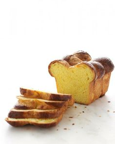 Martha's Cold-Weather Comforts // Brioche Loaves Recipe