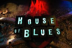 #2 Restaurant> House of Blues Las Vegas: 14,459 Likes