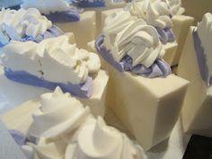 Wedding Cake Soap