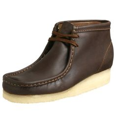 Clarks Originals Men's Wallabee Boot, Beeswax Leather, 10 M Clarks,MEN'S FASHION to buy just click on amazon here http://www.amazon.com/dp/B0007MG1L8/ref=cm_sw_r_pi_dp_hfCxsb1MQ0CNNFSX