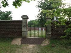 Willis Cemetery  Maryes Heights  Fredericksburg City  Virginia  USA