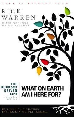 e-Book Sale: The Purpose Driven Life {by Rick Warren} ~ $2.99! #kindle #books