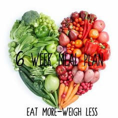 Copeland&co.: 6 Week Meal Plan for Eating More and Weighing Less!