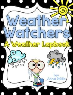 So excited to start my new Weather Watchers Unit :)