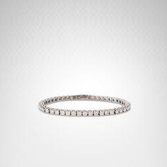 tenni bracelet, diamond tenni