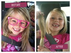 Thinking about a haircut? Pantene Beautiful Lengths accepts hair donations of only 8 inches or longer, and creates free wigs for cancer patients. It's a great alternative to other similar programs that require 12 inches. My 5-year-old donated 10 inches of hair and was really excited it could help someone else.