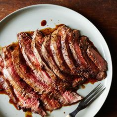 How to Cook Flank Steak