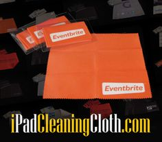 Win a touchscreen cleaning cloth from iPadCleaningCloth.com!