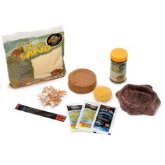 Zoo Med Starter Hermit Crab Kit if you have a woodland hermit crab I would suggest zoo med dirt
