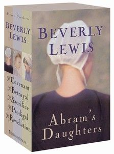 These are my favorite Amish books that I have read.