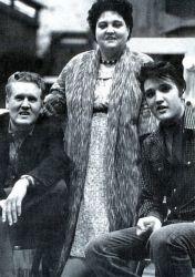 Elvis Presley & Parents
