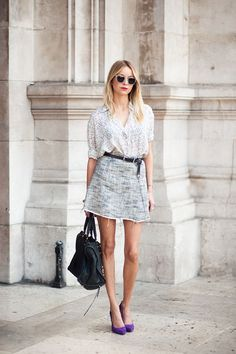 Vanessa Jackman: Paris Fashion Week SS 2012...Hege