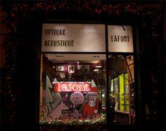 decemb 2013, boutiqu window, 2013 decor, lafont boutiqu, new years