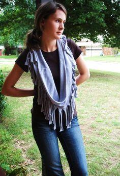 T-ShirtScarf