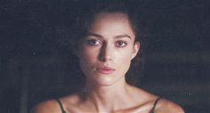Keira Knightly as Cecillia in Atonement.