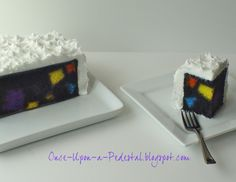 Once Upon a Pedestal: Twice Baked Cake or More Hidden Shapes - Squares