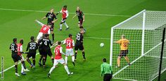 Arsenal 3-0 AC Milan   UEFA Champions League                          Tuesday, March 06, 2012, 19:45