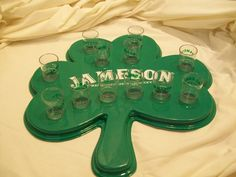 Jameson Whiskey Tray for Shots All Around