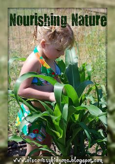 Simple steps to gardening with small kids.