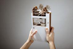 kew house model