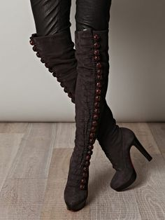 Christian Louboutin Chasse 140 boots