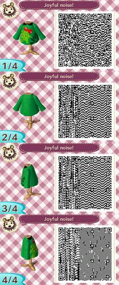 Tis the season - to rock out in this sweater designed by Jordin Sparks! #jordinsparks #acnl #acnlqr