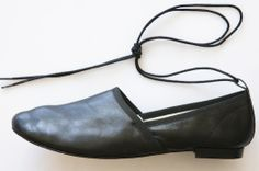 repetto page lambskin noir