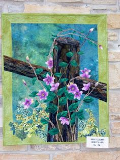"""A Party At The Fence Post by Nancy Zieman of """"Quilting with Nancy"""""""