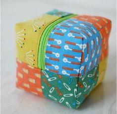 Box pouch tutorial