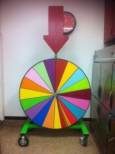 Prize wheel prize wheel