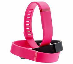 Fitbit Flex Wireless Activity and Sleep Tracker with Extra Band from qvc :)