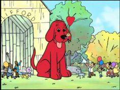 Clifford! Celebrates Valentine's Day | PBS KIDS