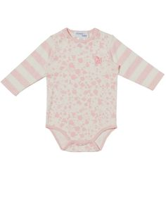 £17.50  'BRIT' cotton babysuit. Available in 3 colours and in a luxury gift box.