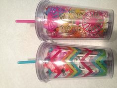 Easter basket alternatives. Candy. To go cups