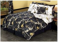 Bass Pro Shops® Reversible Realtree AP™ Camo Bedding Collection | Bass Pro Shops