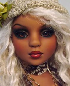 OOAK-All-Natural-Spice-Lizette-Repaint-Harmony-by-Halo
