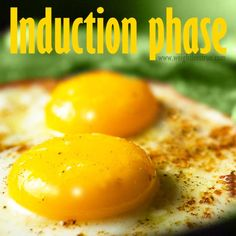 Induction phase rules of the atkins diet.