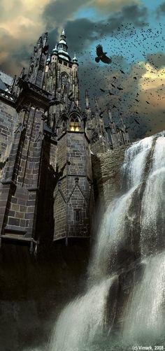 ✯ Dark Castle ..by *Vimark*✯