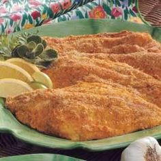 Flavorful Catfish Fillets Recipe | Taste of Home Recipes