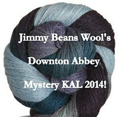 Jimmy Beans Wool's Downton Abbey Mystery KAL 2014
