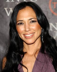 """Irene Bedard - Daughter of an Inupiat Eskimo and a French Canadian/Cree. Born in Alaska in 1967.  Eskimo name is Goodiarook, which means """"someone who dropped.""""  She was the physical model for the Pocahontas character in the Disney films, and the voice of Pocahontas in the Disney animated film. She went on to play Pocahontas's mother in 2005's """"The New World."""""""