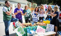 Home & Family - Recipes - Taste Of Home Tailgate Party | Hallmark Channel