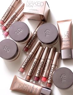 The Urban Decay Spring 2014 Collection...