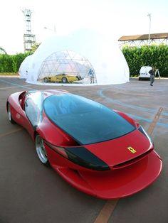 Ferrari Luigi Colani/ Ferrari. Nice.