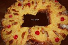 Roscon de Dolli Irigoyen ~ Pasteles de colores