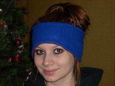 One Yard Projects: Fleece Headband -- Ear Warmers